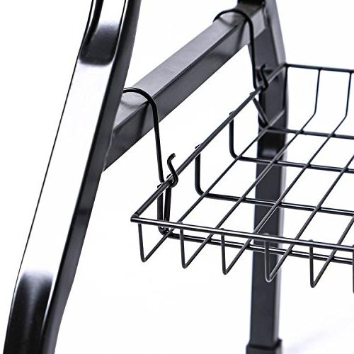 Dog Pet Table Heavy Duty Stainless Steel Cat Grooming Foldable Arm&Noose Rubber 30-Inch, Up to