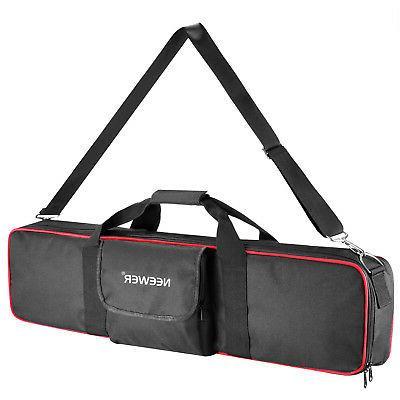 photo studio lighting equipment carrying