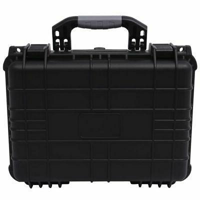 Protective Equipment Case Carry Box Black Multi