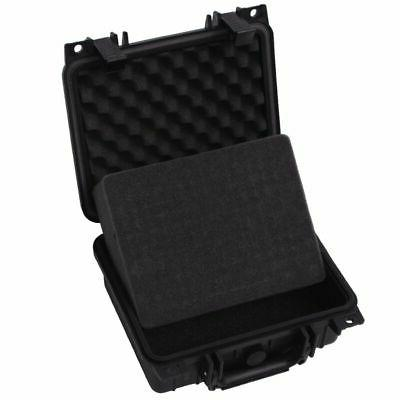 Protective Carry Case Box Black