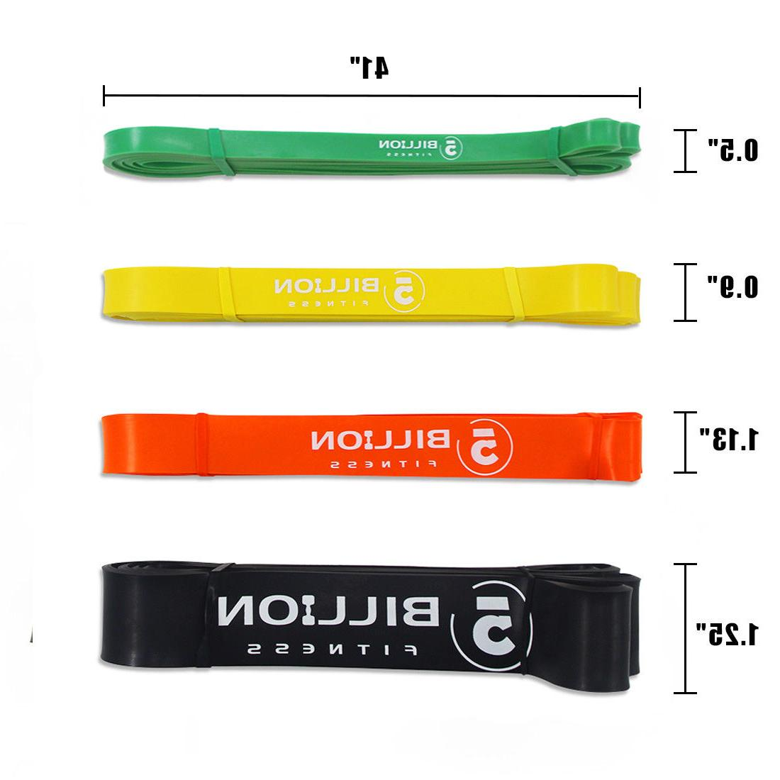 5BILLION Pull Up Latex Resistance Band Fitness
