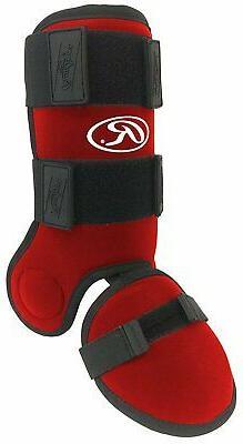 Rawlings Baseball/Softball Batters Leg, Shin, Ankle Protector...