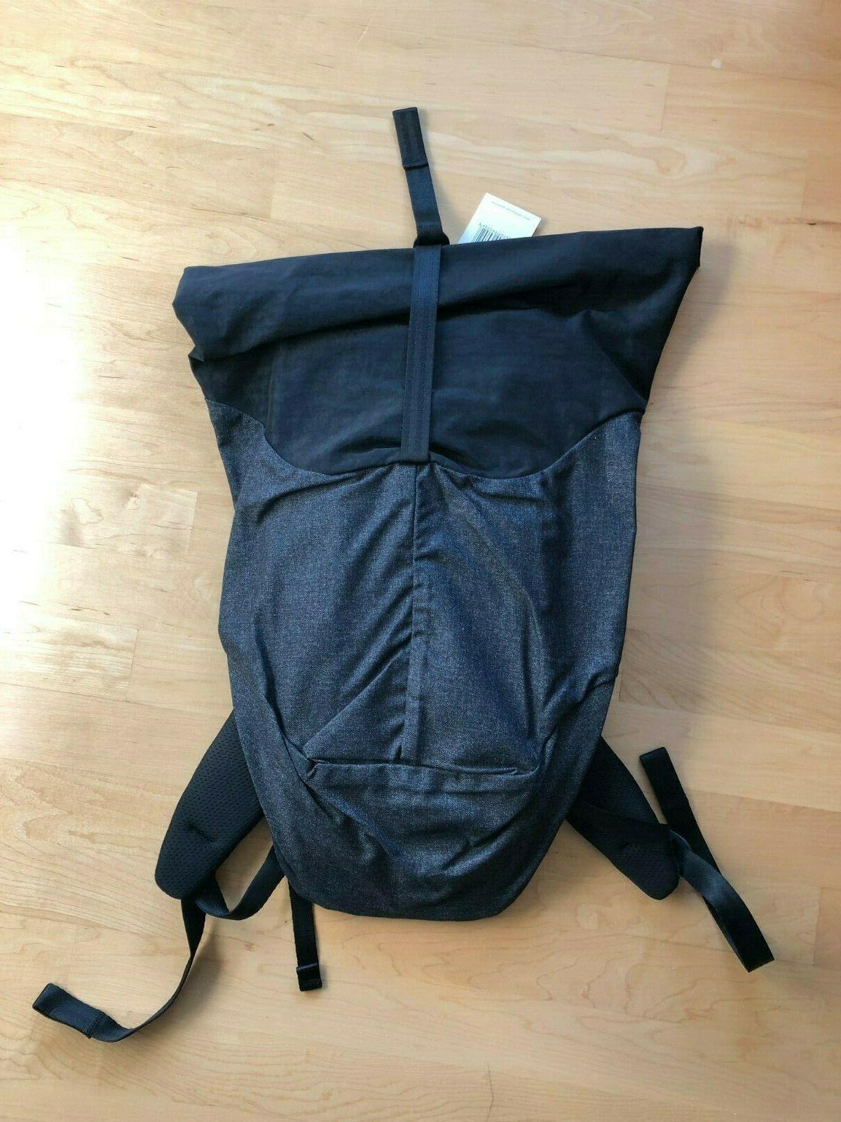 """Alchemy Roll Top 20L Backpack Laptop/Notebook 7.5"""""""