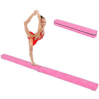 7' Sectional Gymnastics Floor Balance Beam Skill Performance