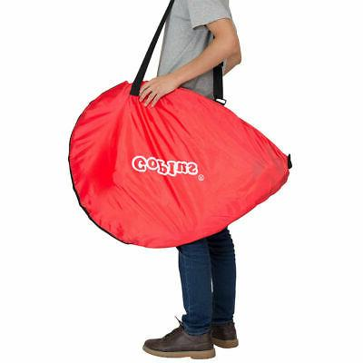 Set of Portable 4' Set w Carrying Cones