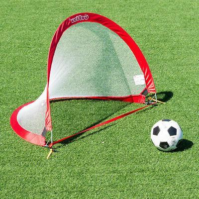 Set 4' Pop-Up Soccer Carrying Bag 6