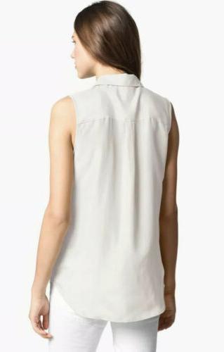 Equipment Signature Silk Shirt $195