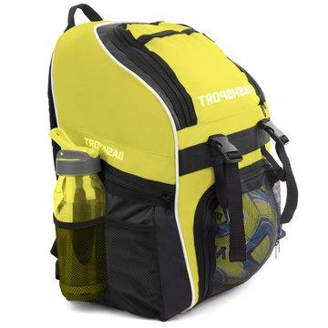 Soccer Backpack - Basketball Backpack - Youth Kids Ages and - Compartment - All Sports Gym Tote Soccer Futbol Basketball Volleyball