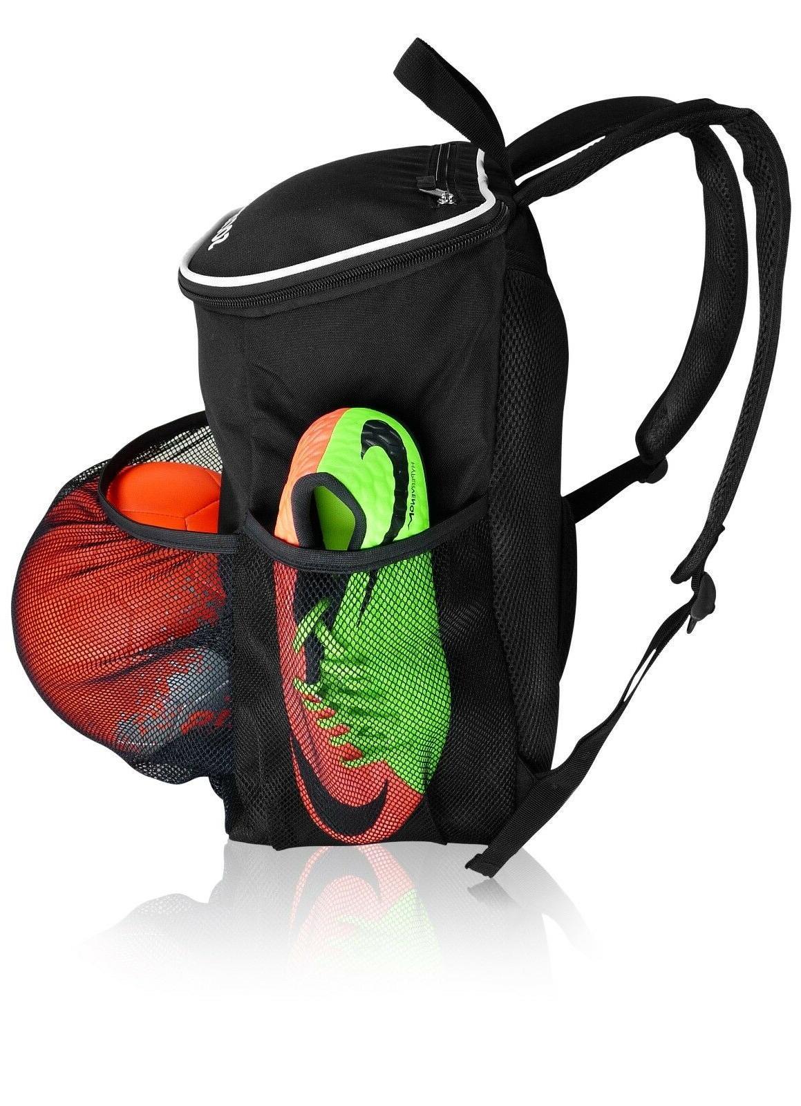 Soccer Backpack with Holder Soccer Boys &