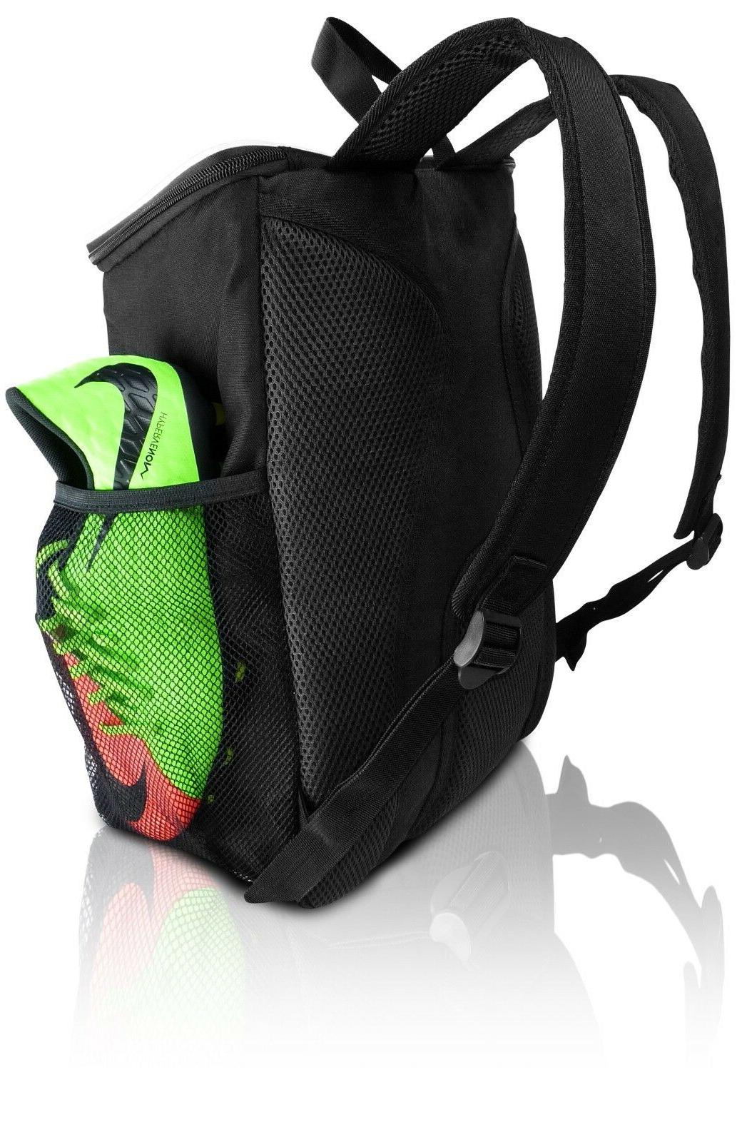 Soccer Backpack with Holder Compartment - Kids Soccer for Boys &