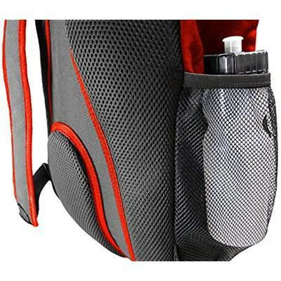 Soccer Ball Holder Compartment Youth Bag