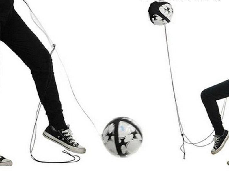 Soccer Ball Equipment Bags Children Circling Belt Kick