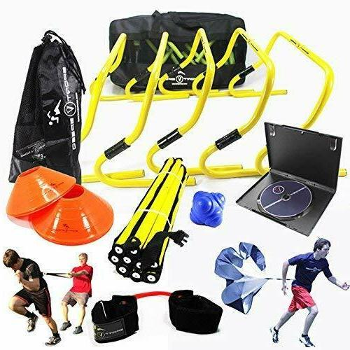 Speed Agility soccer With Bag DVD