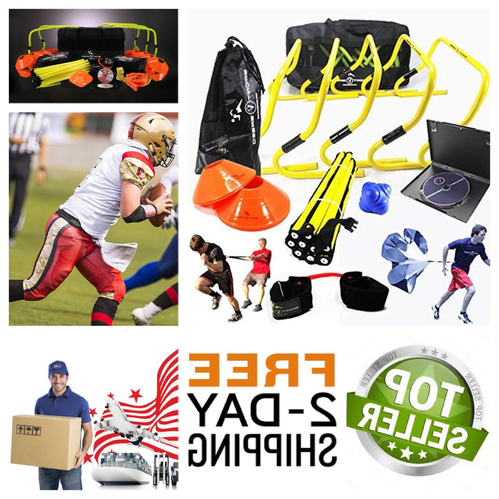 speed agility training kit soccer equipment speed