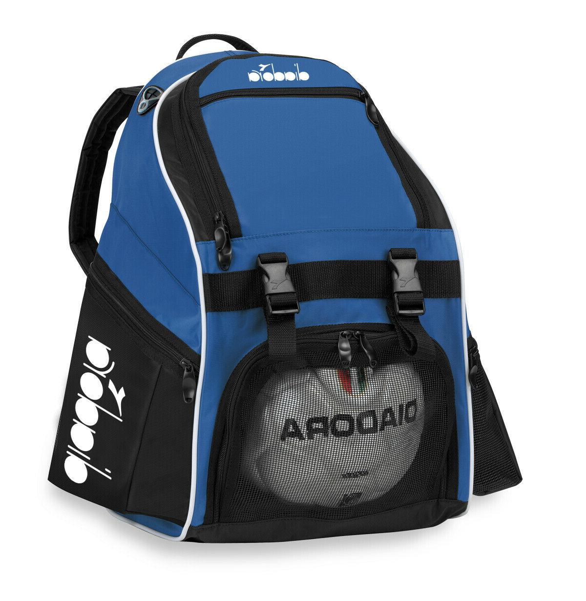 Diadora Squadra II Soccer Backpack