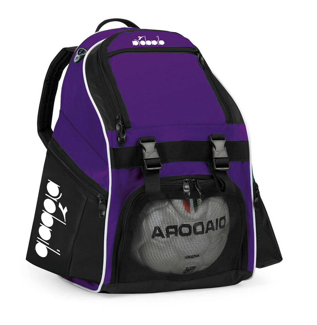 Diadora II Soccer Backpack