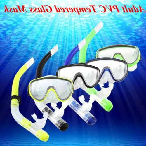 Swimming Diving Equipment Snorkel Mask Goggle Surf Swim Scub