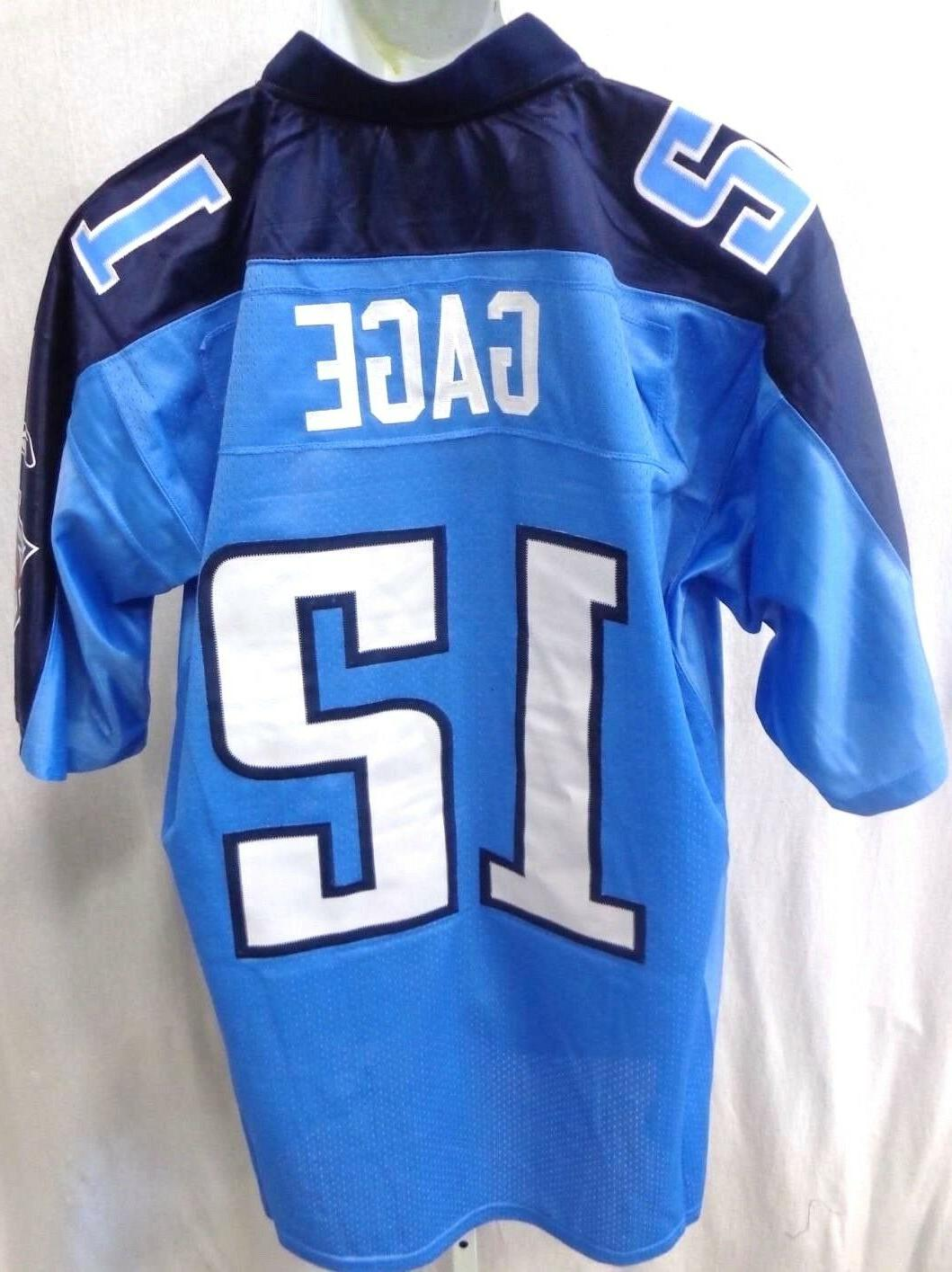 Tennessee Titans Gage NFL Equipment Premier Football Jersey