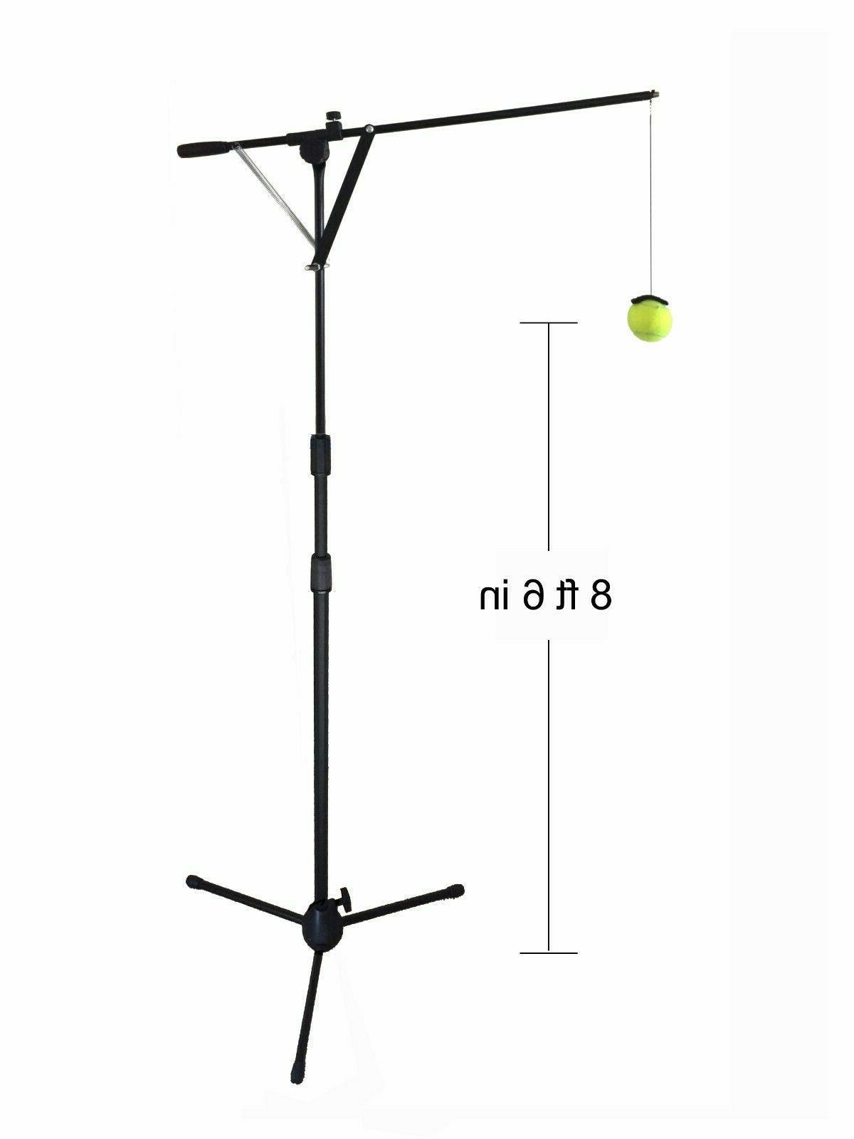 Tennis Serve Equipment.