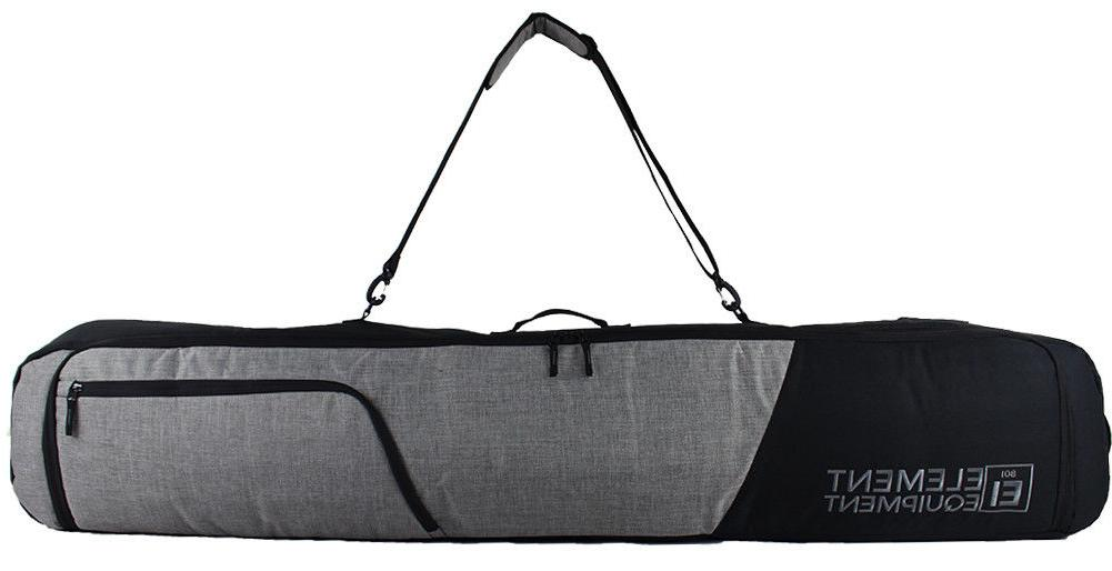 Element Equipment Padded Bag Premium End Travel Bag