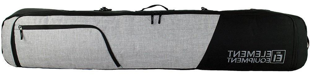 Element Equipment Padded Snowboard Premium Travel Bag