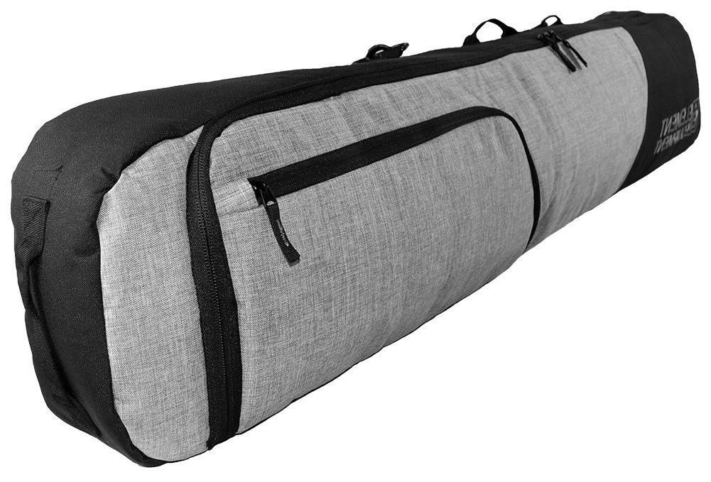 tour deluxe padded snowboard bag premium high