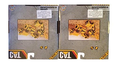 Toy State Caterpillar Construction Mini Machine