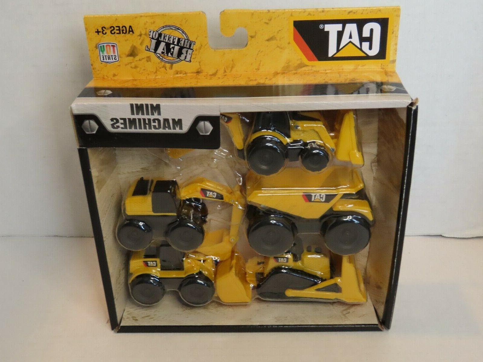 toy state caterpillar construction mini