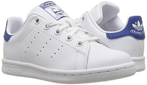 adidas Unisex Stan Smith C Running Shoe, White/Equipment US