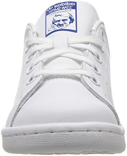 adidas Originals Smith C White/Equipment Blue, US Little Kid