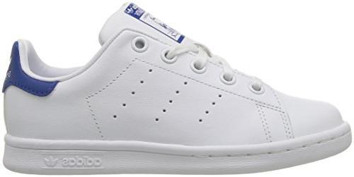 adidas Smith C White/Equipment Blue, 2 US