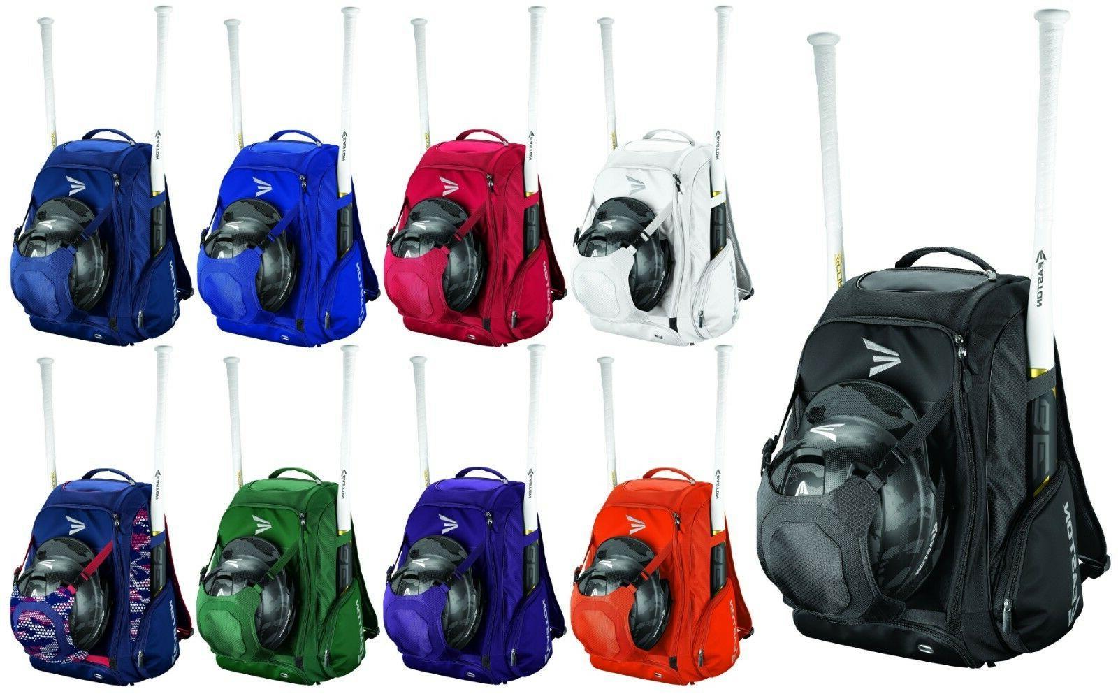 walk off iv baseball softball backpack bat