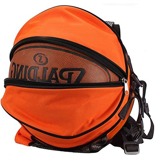 Bag with Strap Portable Soccer Volleyball Holder