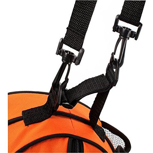 TINTON Bag Strap Portable Volleyball Holder