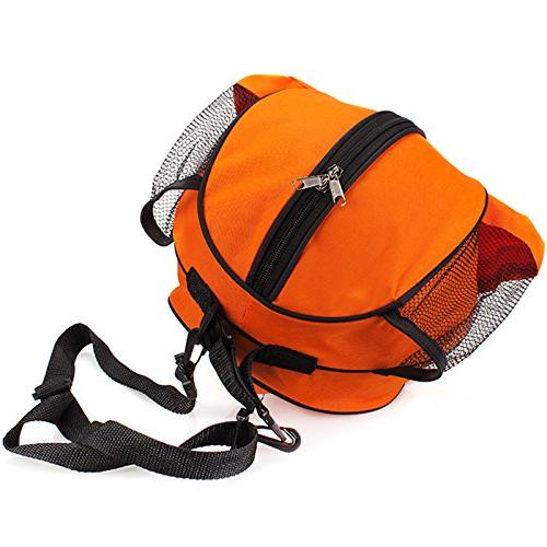 TINTON Bag Strap Portable Soccer Volleyball Holder