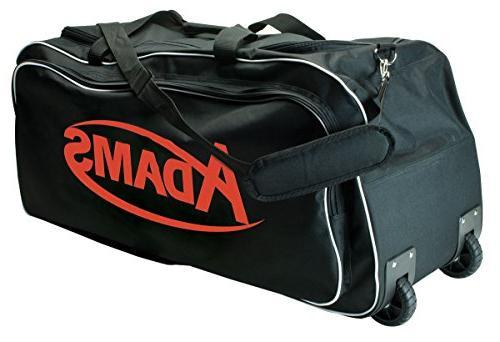 wheeled equipment bag football soccer