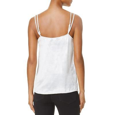 Equipment Womens Layla Silk Velvet Cami