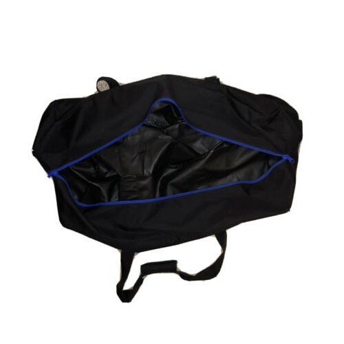 Bauer XL Gear Zippered Black