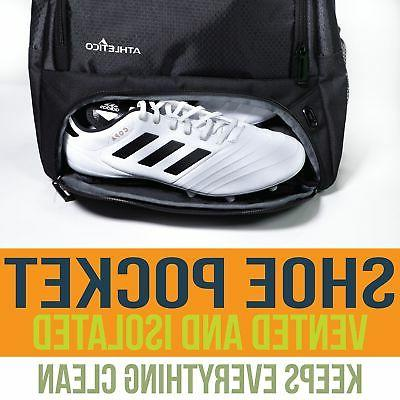 Athletico Soccer Bag - Bags Volleybal...