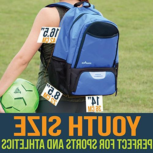 - Bags Basketball, Volleyball & Football | for Kids, Youth, Boys, and