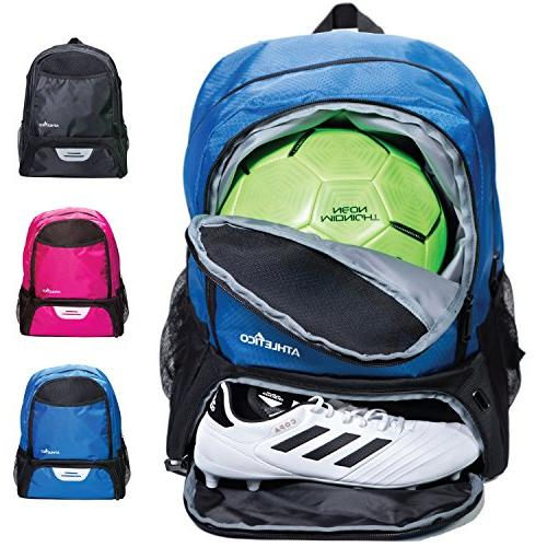 youth soccer bag