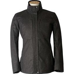 laminated wool jacket men s charcoal flannel