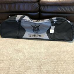 Brine Magnus Bag Black Lacrosse Equipment Bag, New