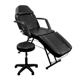New Massage Table Bed Chair Beauty Barber Chair Facial Tatto