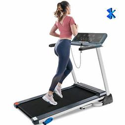 Electric Motorized Treadmill Folding Running Machine Portabl