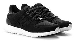 Adidas Men's Black Equipment 16 M Running Shoes size 8.5