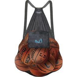 mesh bag ball beach toy black xxxl