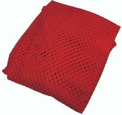 """36"""" Mesh Ball Tote - Red"""