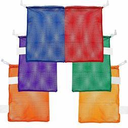 Champion Sports Mesh Sports Equipment Bag - Multipurpose Nyl