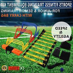Multi Sports Fitness Training Equipment Kit Set Football Soc